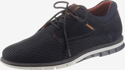 Sportinio stiliaus batai su raišteliais 'Simone' iš bugatti, spalva – tamsiai mėlyna / ruda, Prekių apžvalga