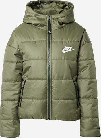 Nike Sportswear Between-Season Jacket in Green