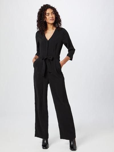mbym Jumpsuit 'Wesley' in schwarz, Modelansicht