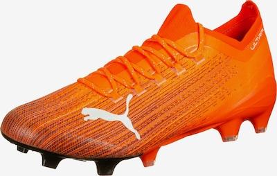 PUMA Voetbalschoen 'ULTRA' in de kleur Sinaasappel / Zwart, Productweergave