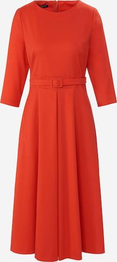 Fadenmeister Berlin Kleid in orange, Produktansicht