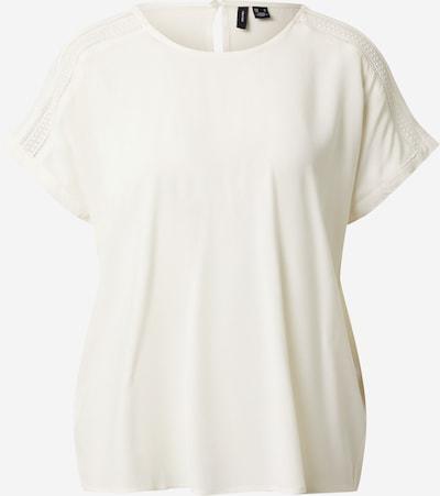 VERO MODA Shirt 'NADS' in weiß, Produktansicht