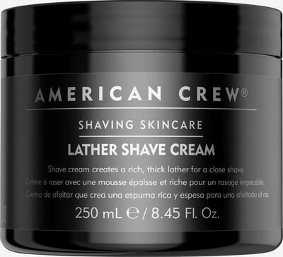 American Crew Rasierschaum 'Lather Shave Cream' in silbergrau / schwarz, Produktansicht