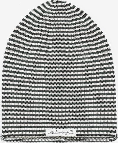 Lönneberga Mütze 'Saga' in grau, Produktansicht