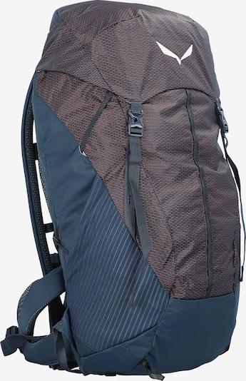 SALEWA MTN Trainer 28 Rucksack 54 cm in blau / grau, Produktansicht