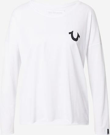 True Religion Shirt in White