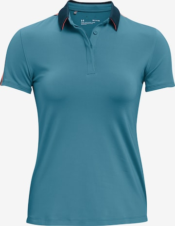UNDER ARMOUR Performance Shirt 'Zinger' in Blue