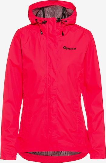 GONSO Outdoorjacke 'Sura Light' in pink / schwarz, Produktansicht