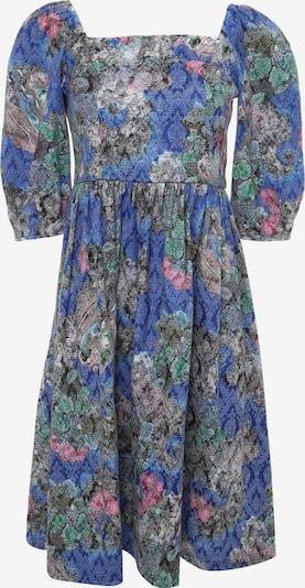 Madam-T Sommerkleid 'CHANTALE' in blau, Produktansicht