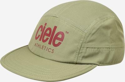 CIELE ATHLETICS Τζόκεϊ σε ανοικτό πράσινο / κόκκινο, Άποψη προϊόντος