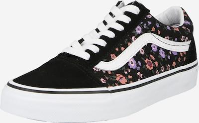 VANS Sneakers laag 'Old Skool' in de kleur Rosa / Zwart / Wit, Productweergave