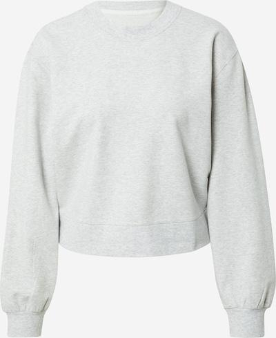 Bluză de molton 'TERRY' Abercrombie & Fitch pe gri deschis, Vizualizare produs