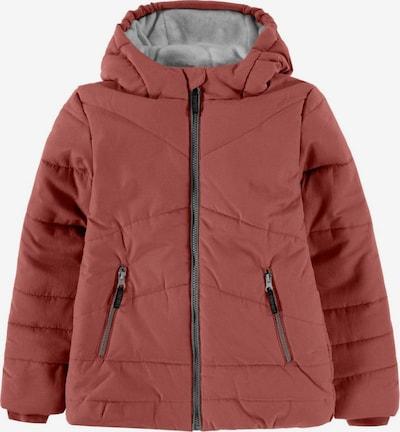 ESPRIT Jacke in grau / mauve, Produktansicht