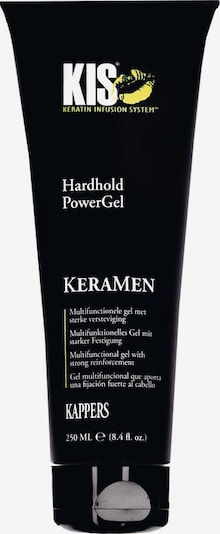 Kis Keratin Infusion System Styling 'KeraMen Hardhold PowerGel' in transparent, Produktansicht