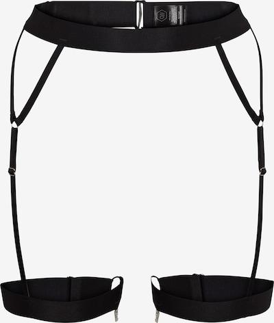 OW Intimates Jarretels 'ZIA' in de kleur Zwart, Productweergave