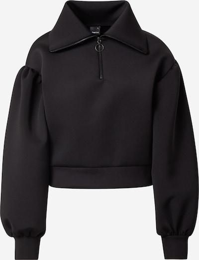 Gina Tricot Sweat-shirt 'Sal' en noir, Vue avec produit