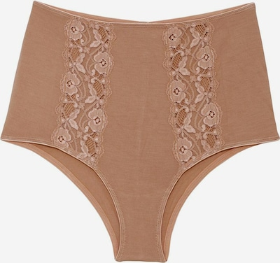 Underprotection Slip ' Mia ' in beige, Produktansicht