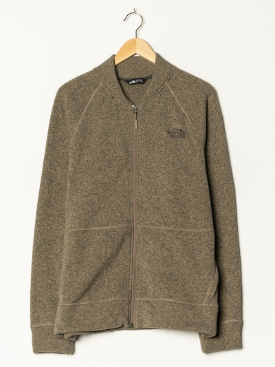 THE NORTH FACE Fleece in M in taupe, Produktansicht