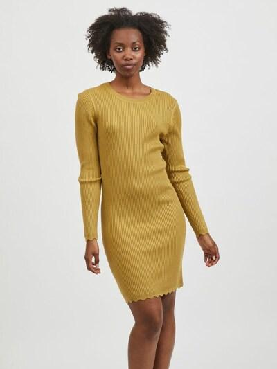 VILA Kleid in senf, Modelansicht