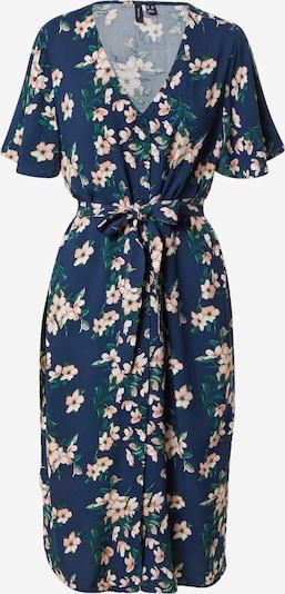 Vero Moda Petite Kleid in blau / grün / rosa / weiß, Produktansicht