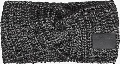 Calvin Klein Stirnband in graumeliert, Produktansicht