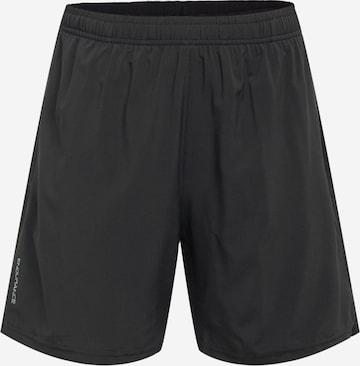 ENDURANCE Shorts 'Vanclause' in Schwarz