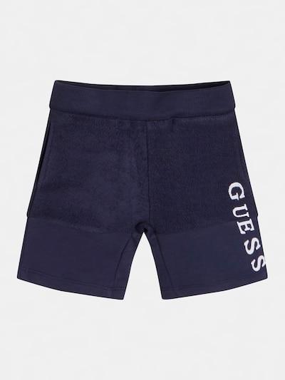 GUESS KIDS Shorts in nachtblau, Produktansicht