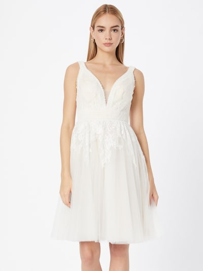 MAGIC BRIDE Kleid in weiß, Modelansicht
