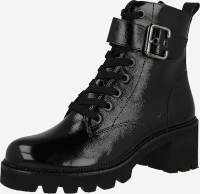 Paul Green Schnürstiefelette in schwarz, Produktansicht