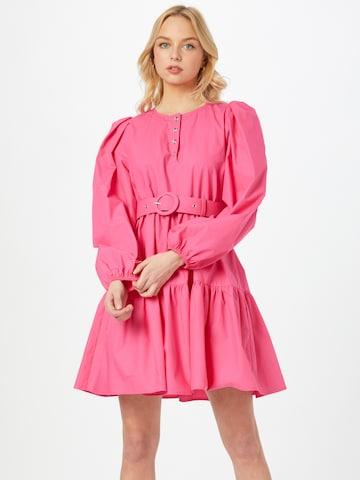 Crās Kokteilikleit 'Aiacras', värv roosa