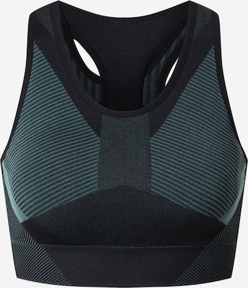 HKMX Sports bra 'The Motion L2 seamless' in Green