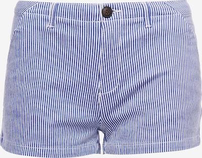 Superdry Shorts in blau / weiß, Produktansicht