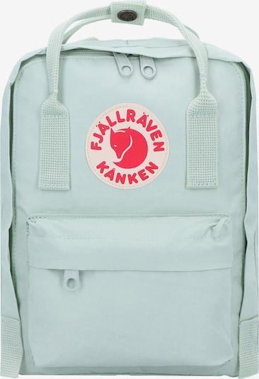 Fjällräven Kanken Mini City Rucksack 29 cm in blau / rot, Produktansicht