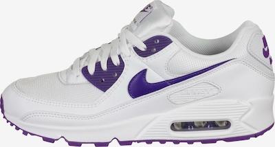 NIKE Sneaker 'Air Max 90' in lila / weiß, Produktansicht