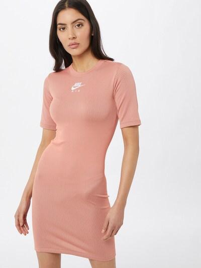Nike Sportswear Sukienka w kolorze różowy pudrowym: Widok z przodu