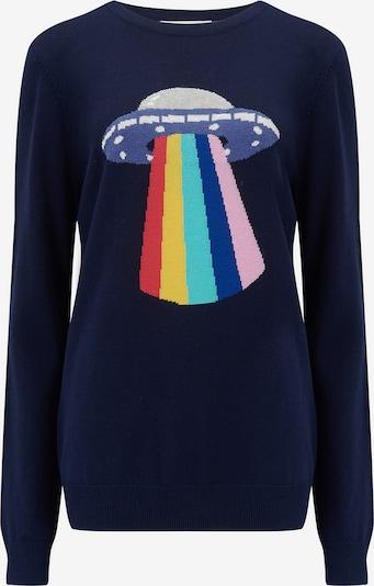 Sugarhill Brighton Pullover 'Rita' in navy / mischfarben, Produktansicht