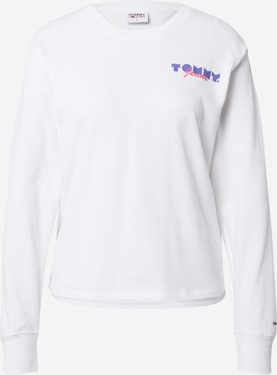 Tommy Jeans Тениска в пъстро / бяло, Преглед на продукта