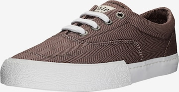 Ethletic Sneaker in Braun