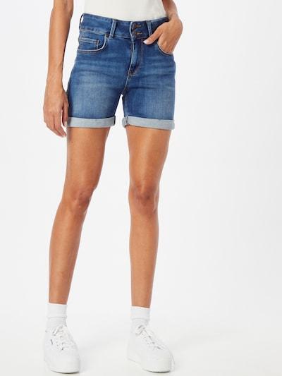 LTB Shorts 'BECKY' in blue denim: Frontalansicht