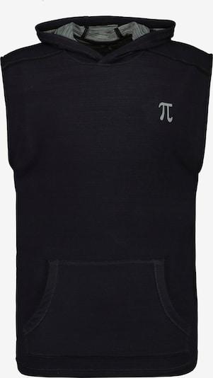JP1880 Hoodie in schwarz, Produktansicht