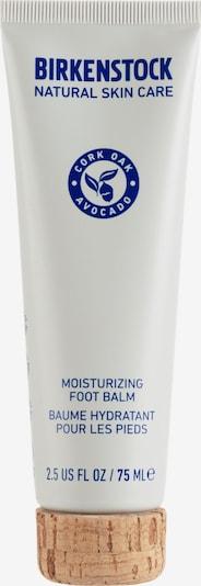 BIRKENSTOCK NATURAL SKIN CARE Fußpflegecreme in weiß, Produktansicht