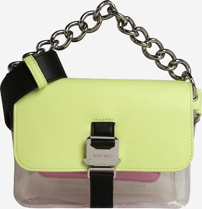 Rankinė su ilgu dirželiu iš Tommy Jeans , spalva - žaliosios citrinos spalva / rožinė / skaidri spalva, Prekių apžvalga