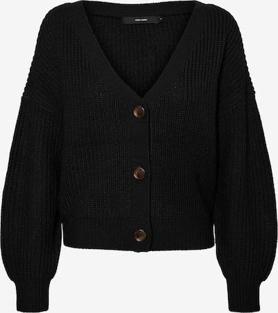 VERO MODA Strickjacke 'LEA' in schwarz, Produktansicht