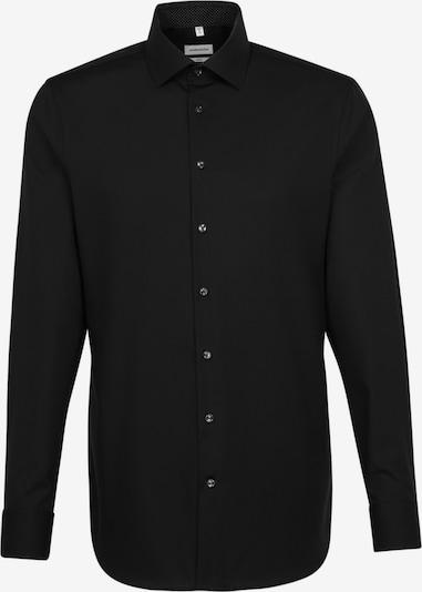 SEIDENSTICKER Business Hemd ' Slim ' in schwarz, Produktansicht