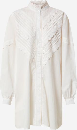 KAREN BY SIMONSEN Bluse 'Rita' in weiß, Produktansicht