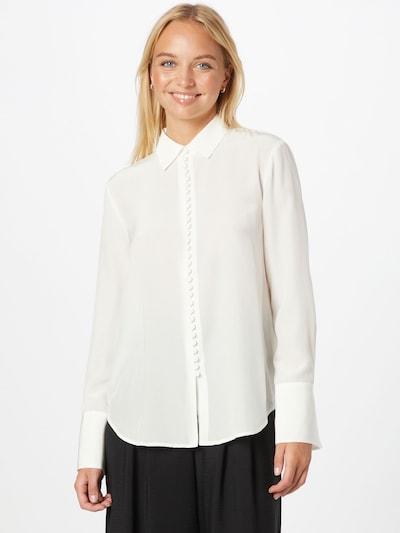 Club Monaco Bluse 'HELEK' in weiß, Modelansicht