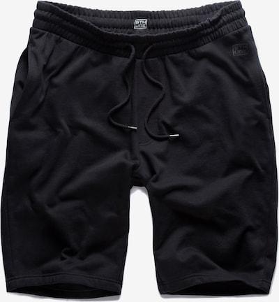 STHUGE Broek in de kleur Zwart, Productweergave