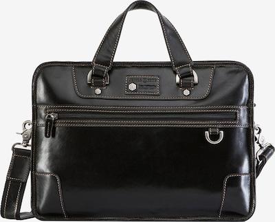 Jekyll & Hide Aktentasche 'Oxford' in schwarz, Produktansicht