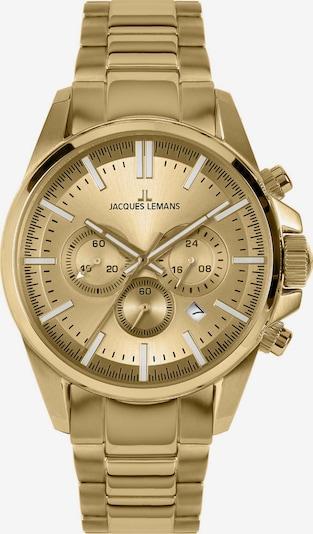 Jacques Lemans Armbanduhr in gold, Produktansicht