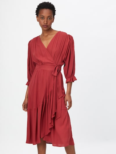 Trendyol Haljina u crvena, Prikaz modela